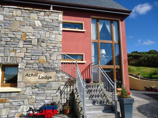 Achill Lodge Guest House Bunacurry