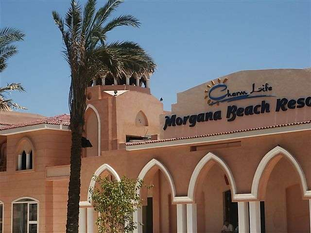 Morgana Beach Resort Taba