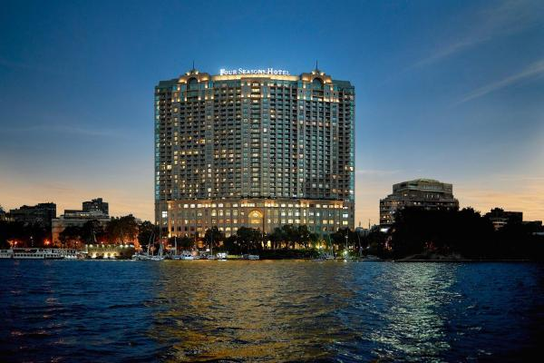 Four Seasons Hotel Cairo at Nile Plaza Il Cairo