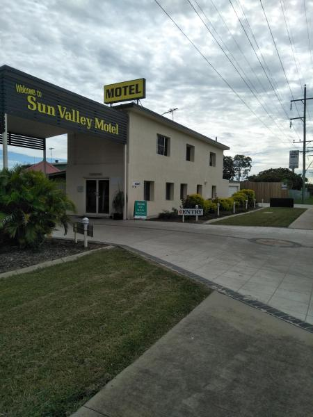 Sun Valley Motel Biloela Biloela