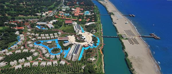 Gloria Serenity Resort Белек