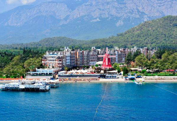 Orange County Resort Hotel Kemer Кемер