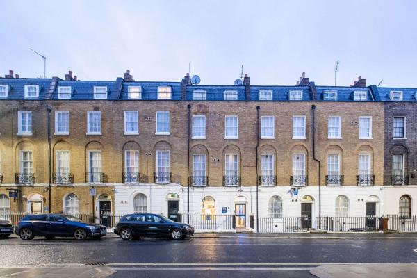 Comfort Inn St Pancras - Kings Cross
