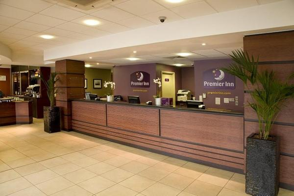 Premier Inn London City - Tower Hill Лондонский Сити