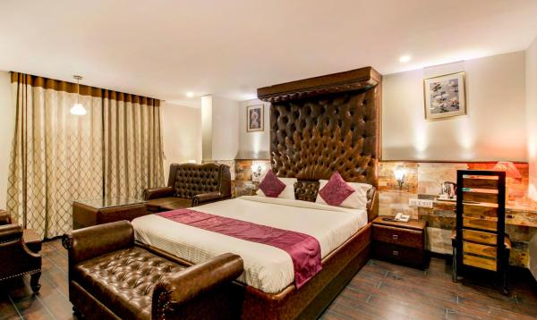 The Amogh Boutique Hotel Banjara Hills