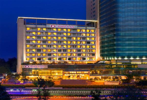 Crowne Plaza Ahmedabad City Centre Ahmedabad