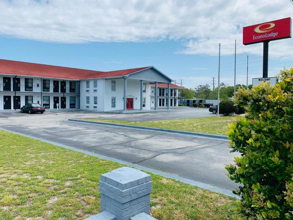 Econo Lodge Crystal Coast Morehead City