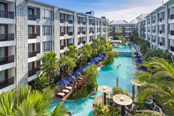 Courtyard by Marriott Bali Seminyak Resort Семиньяк