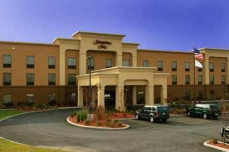 Hampton Inn Utica Ютика