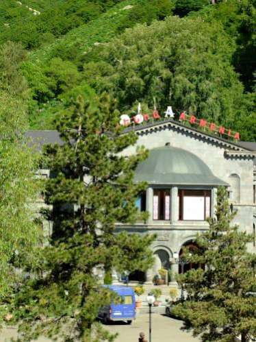 Armenia Wellness & Spa Hotel Jermuk