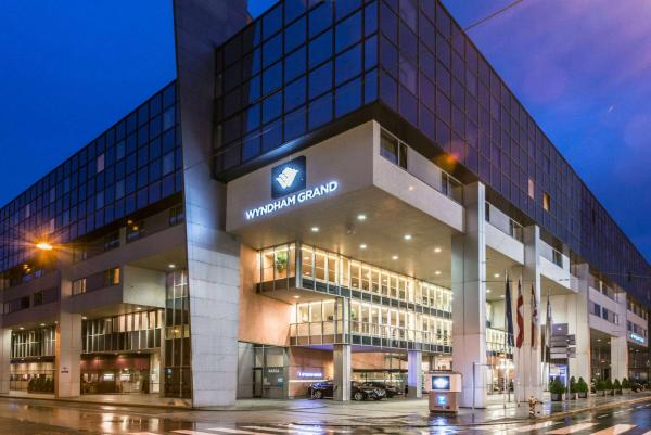Wyndham Grand Salzburg Conference Centre Зальцбург