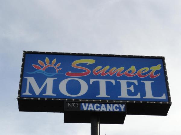 Sunset Motel Taft