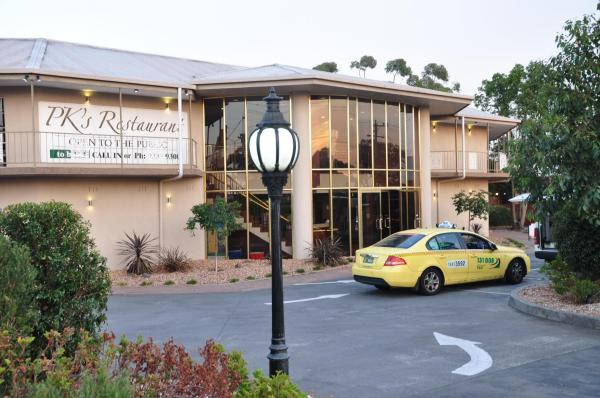 Quality Hotel Melbourne Airport Мельбурн