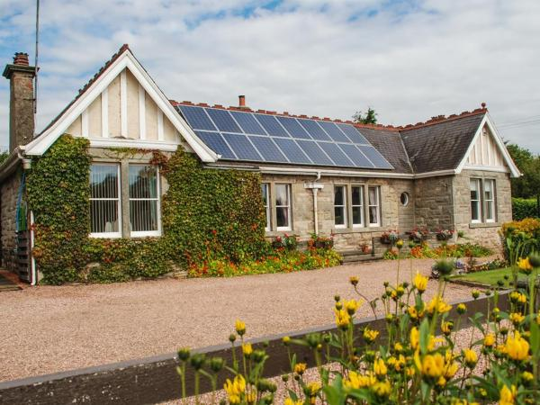 Vicarsford lodge Guest House Leuchars