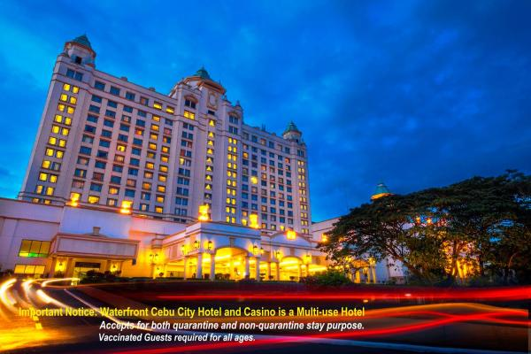 Waterfront Cebu City Hotel & Casino Себу