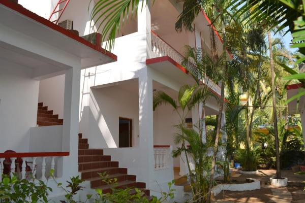 Seaprincess Guesthouse Anjuna