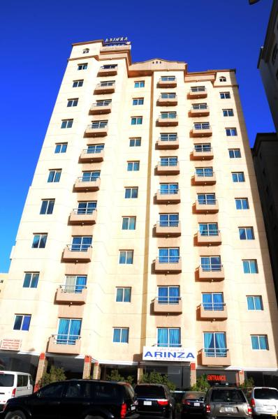 Arinza Tower Quality Apartments Hawally