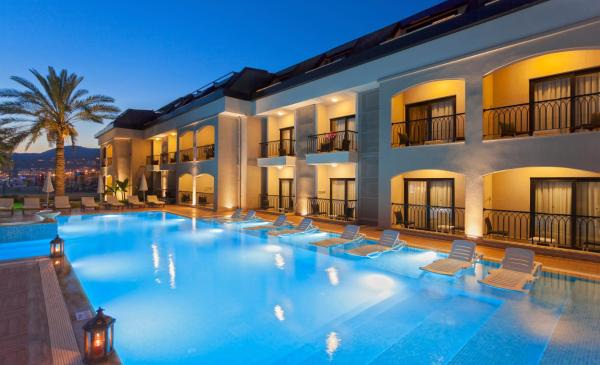 Alaaddin Beach Hotel - Adult Only Alanya