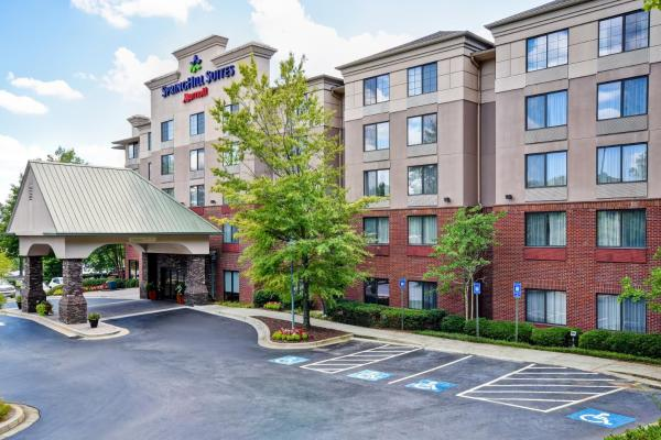 SpringHill Suites Atlanta Buford/Mall of Georgia Buford