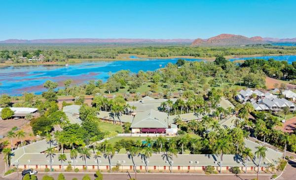 The Kimberley Grande Resort Hidden Valley National Park