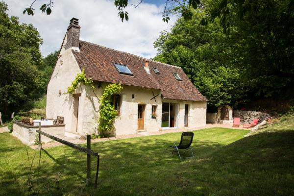 Holiday home Le Vaugarnier