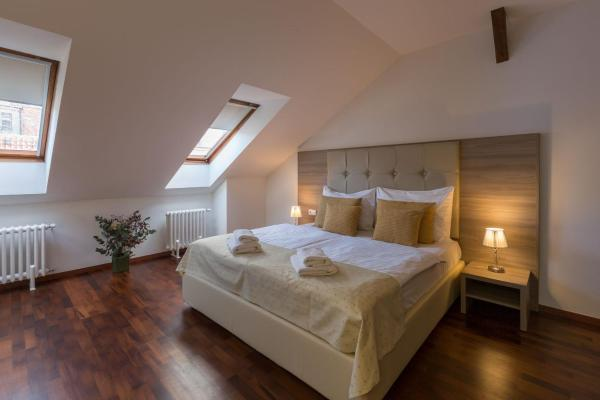 Prague Old Town Residence / Maiselova Rooms