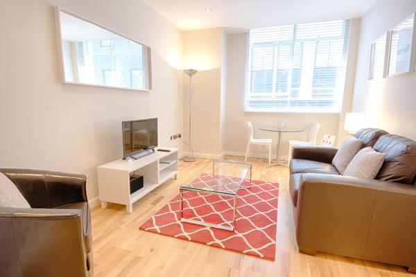 Roomspace Serviced Apartments - Watling Street
