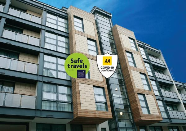 Marlin Apartments Canary Wharf Tower Hamlets