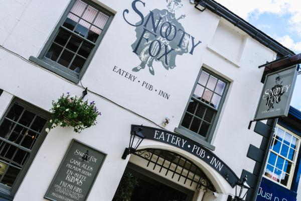 Snooty Fox Kirkby Lonsdale