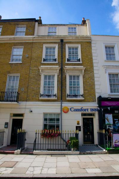 Comfort Inn Victoria Westminster Borough