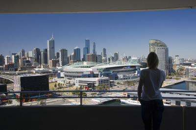Apartments Melbourne Domain - New Quay Docklands / Apartments Melbourne Domain - Docklands
