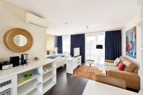 AMEDIA Luxury Suites Graz