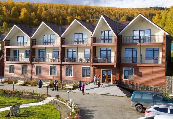 Гостиничный комплекс Байкальский рай