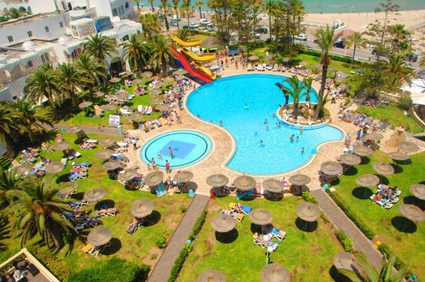 дельфин тунис монастир отзывы