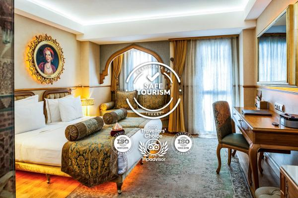 Hotel Sultania Boutique Class Istanbul