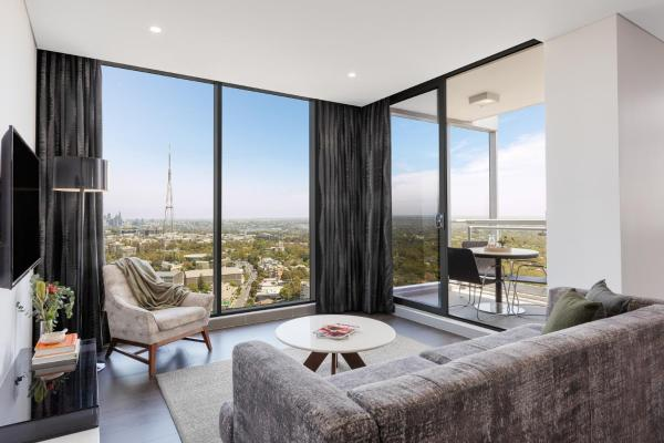 Meriton Suites Chatswood Сидней