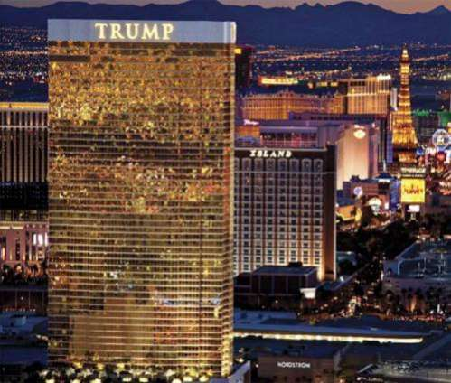 Suites at Trump International Hotel Las Vegas Лас-Вегас-Стрип