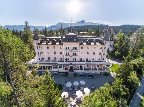 Romantik Hotel Schweizerhof 4 Flims Flims Laax Falera Switzerland 36 Guest Reviews Book Hotel Romantik Hotel Schweizerhof 4