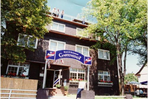 Hotel and Restaurant Gartenstadt Эрфурт