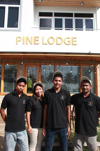 Pine Lodge Hulhumale