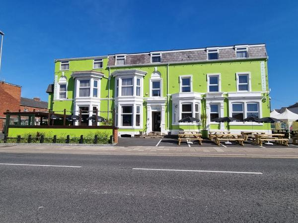 The Beechfield Hotel Blackpool