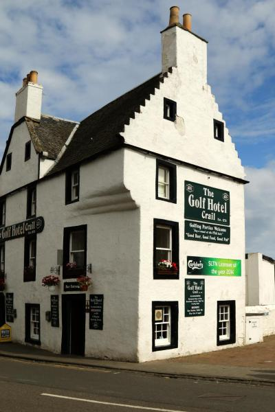 The Golf Hotel Crail