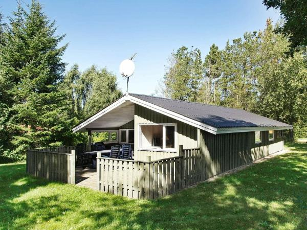 Three-Bedroom Holiday home in Fjerritslev 24