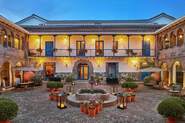 Palacio del Inka, A Luxury Collection Hotel Cusco City Centre