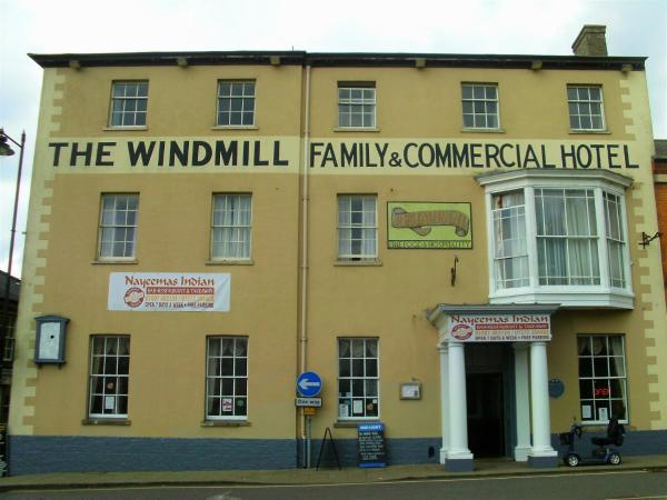 The Windmill Family & Commercial Hotel Alford