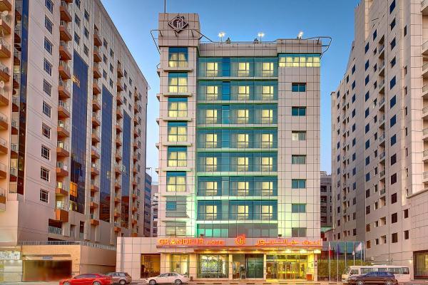 Grandeur hotel 4 оаэ дубай аль барша когда граница откроется в россии